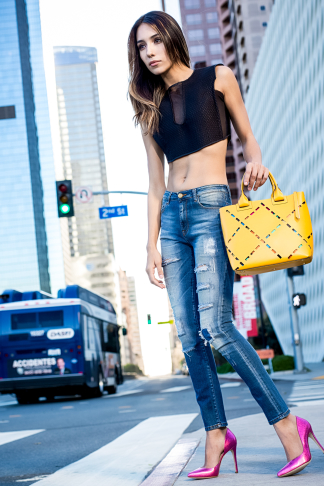 Los Angeles Arcadia Bags