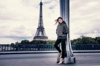Chiaradalba in Paris