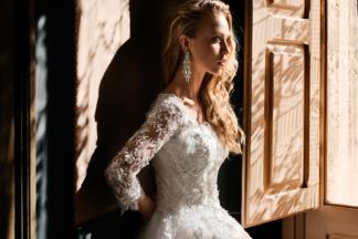 Galizia Luxury Wedding Dress
